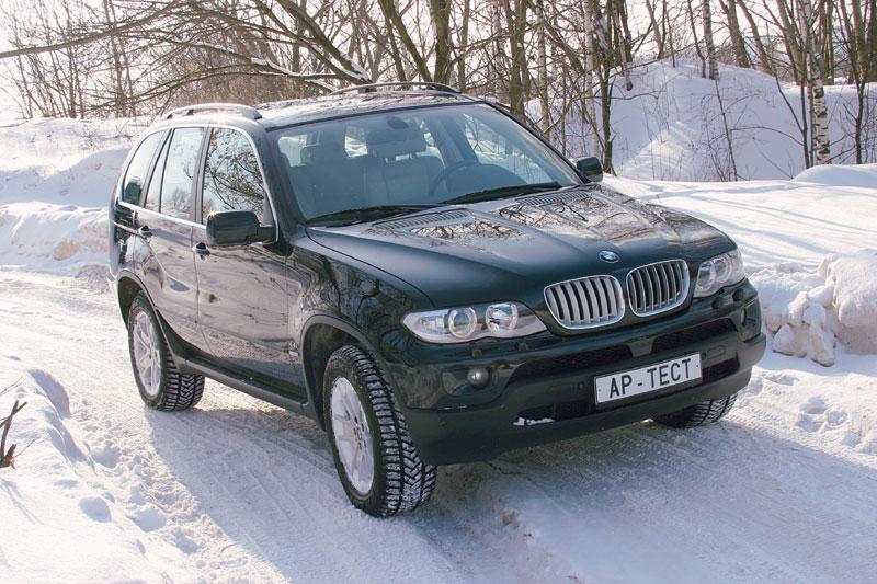 Обновленный BMW X5 с десяти шагов можно и не узнать — метаморфозы экстерьера минимальны