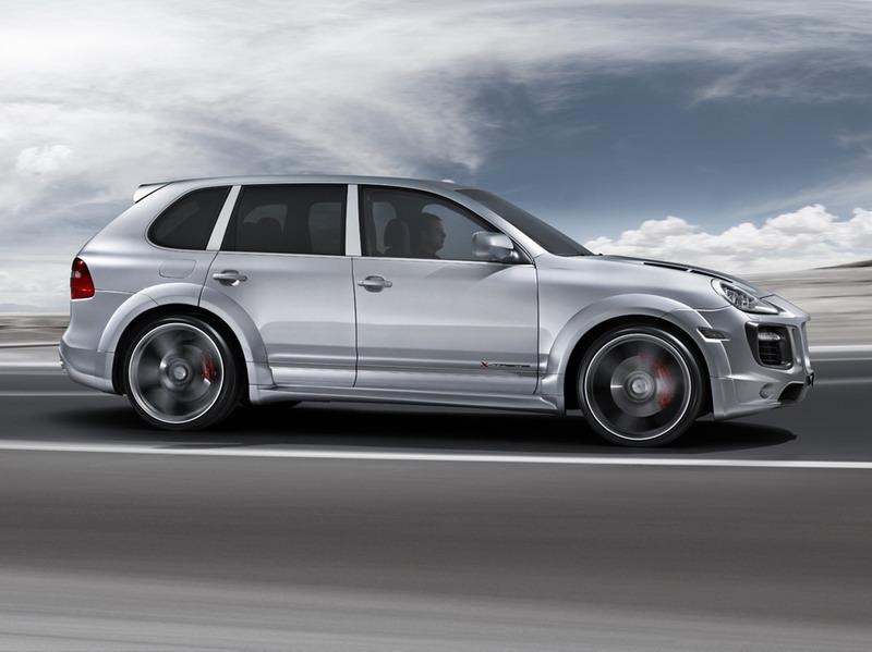 Porsche Cayenne Rinspeed X-treme