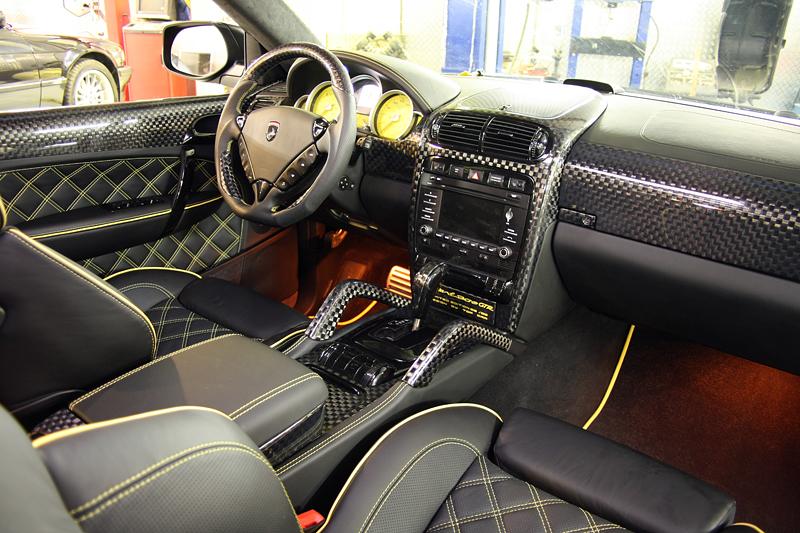 Topcar Vantage GTR