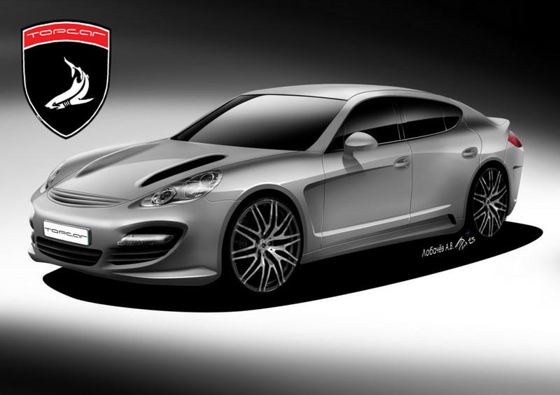 Topcar Porsche Panamera